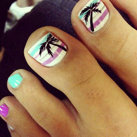 Toe Tree Manicure Pedicure