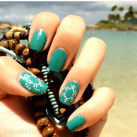 Cute Nail Design, Manicure