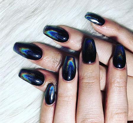 Polish Manicure Gel Black