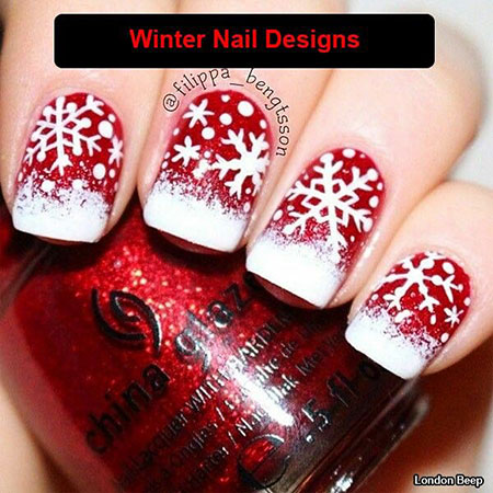 Christmas Winter Cool Snowflake