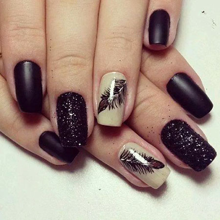 Manicure Fun Moon Black