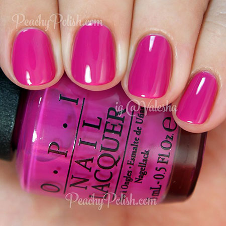 Polish Peachy Collection Pink