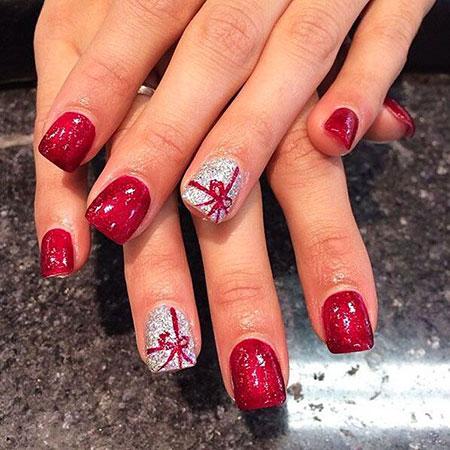 28 Christmas Nail Art 2019 Best Nail Art Designs 2018