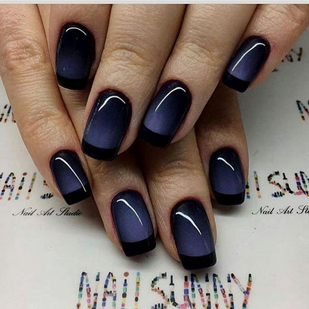 Black Photo Smink Manicure