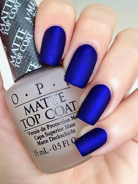 Manicure Pedicure Matte Polish