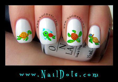 Decals Animal Stickers Manicure
