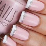 10 Best Pink and White Nail Designs