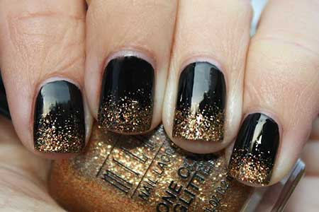 Polish, Glitter Nail Polish, Sparkle, Glitter Nail, Ack Nail, Gradient,