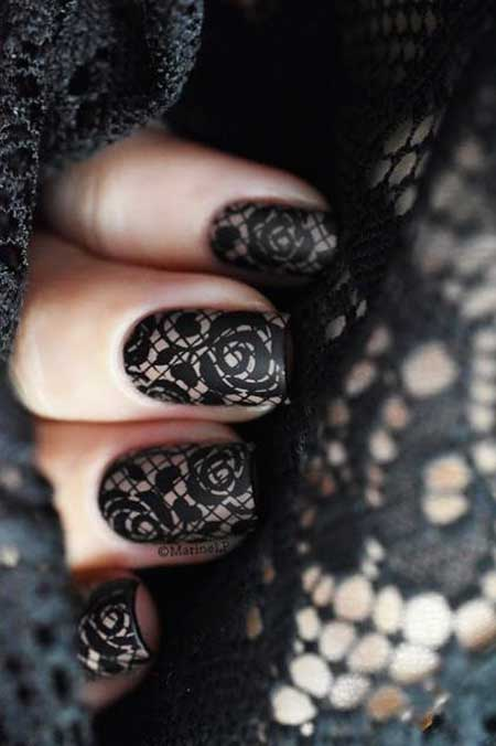 Art, Winter Stamps, Christmas Fishnet Nail, Snowflake Lace, Snowflake, Winter, Christmas