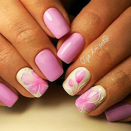 Ombre Nail Ombré Pretty Nail, Ombre, Summer Beautiful
