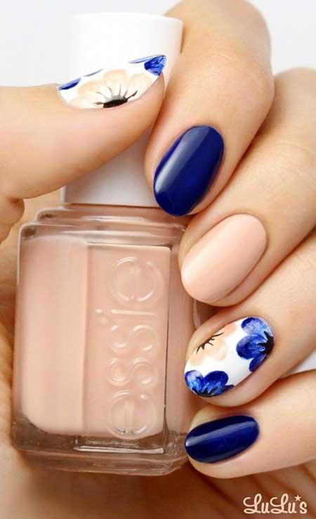 Nail Polish, Polish, Blue Nail Color, Essie, Blue, Color, 2017, Summer