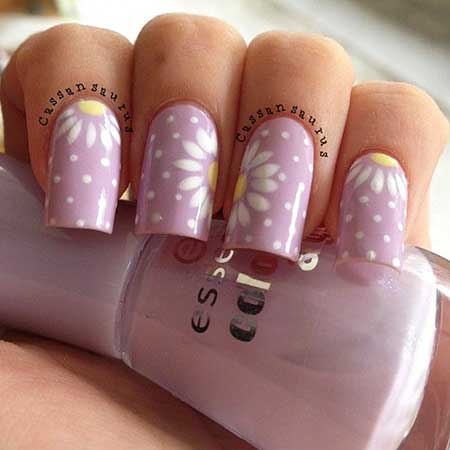 Nailka Dots, Pink Pink, Pink Sparkle, Pretty Nail, Floral Nail, Sparkle