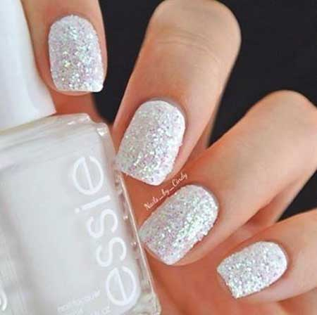 Ailste Nail, Glitter Nail, Winterglitter, Sparkle Wedding Sparkle
