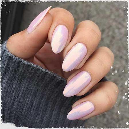 Spring Nail, Pink, Pink Beautiful, Rgb Pansy, Chrome