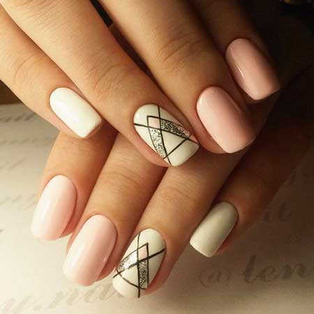 Nail, Summer Art, Manicures, 2017, Summer