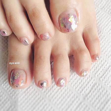 Toe Nail, Art, Toe, Nail Natural, Foot, Toe