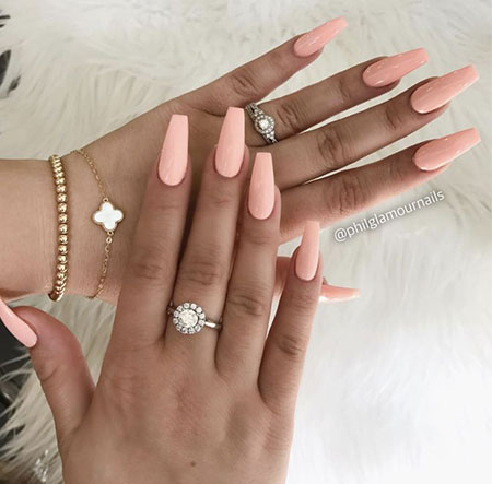 Nail Nails Ring Square