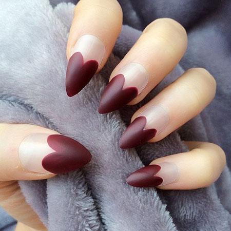 Nails Nail Manicure Matte