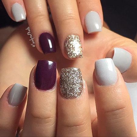 Nails Nail Short Acrylic