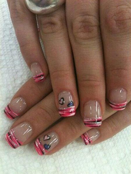 Nail Gel Nails Valentine