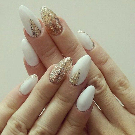 Nails Nail Gold Shape