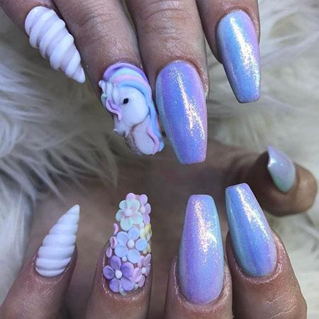 Nails Nail Pro Unicorn