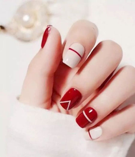 - 25 Best Red Nail Designs Best Nail Art Designs 2018