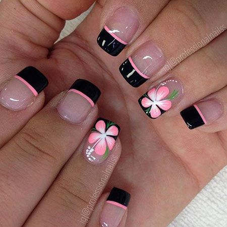 Different Nail Design, Nail Nails Flower 2018