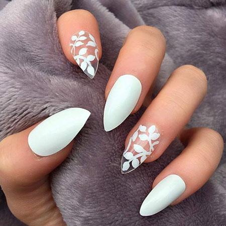 White Nail Design for Brides, Nails Nail White Nageldesign