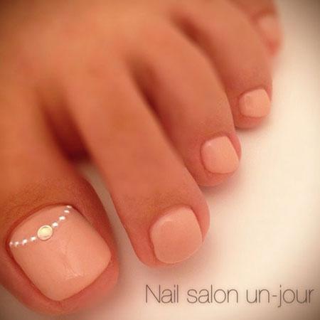 Nail Toe Manicure Педикюр