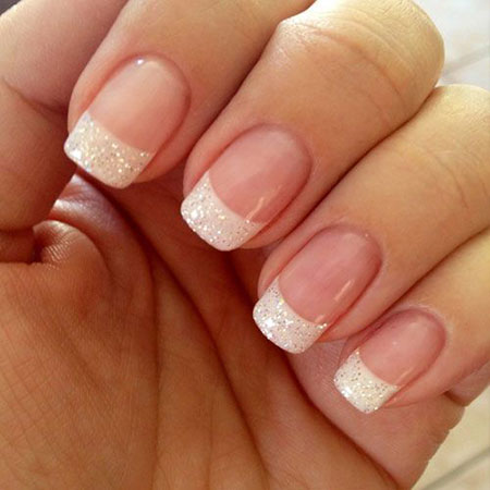 French Manicure Nail Nails