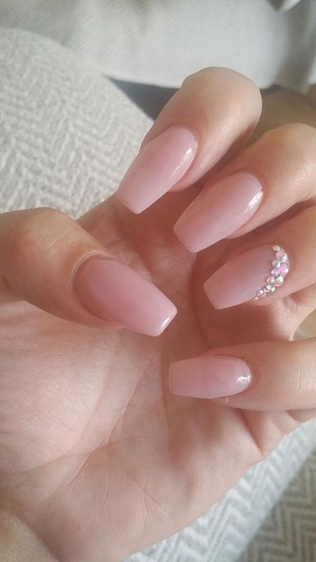 Nails Nail Nude Wedding