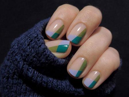 Squoval Shape Nail Art, Nail Manicure New Shape