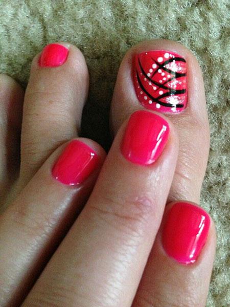 Nail Toe Easy Gel