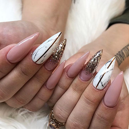 Stiletto Nail 2018, Cat Perfect Manicure Acrylic