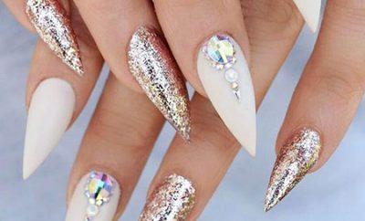 Stiletto Nails Best Nail Art Designs 2018