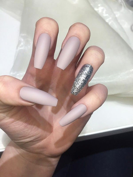 Coffin Long Gorgeous Matte