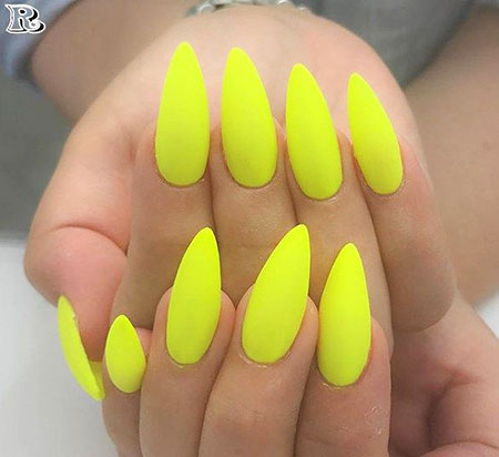 Stiletto Manicure Good Amazing