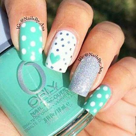 Manicure Dot Polka Best