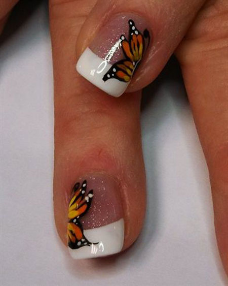 Cute Butterfly Nails, Butterfly Gallery 2018