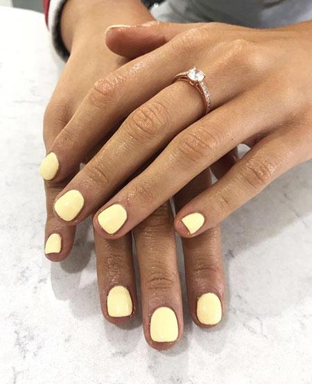 Manicure Rings Love Shape