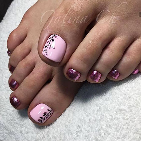 Cute Pedicure, Toe Beach Wedding Pedicures