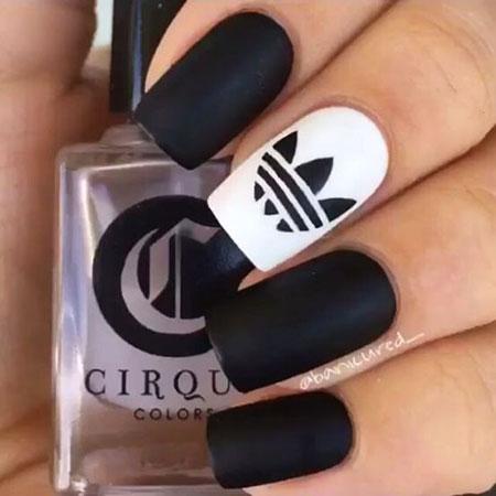 Manicure Easy Elegant Halloween