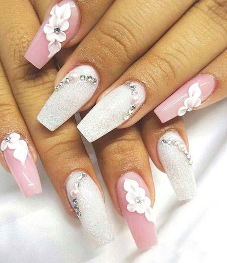 3D Girl Manicure Ongles