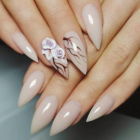 Manicure 3D Nude Pale