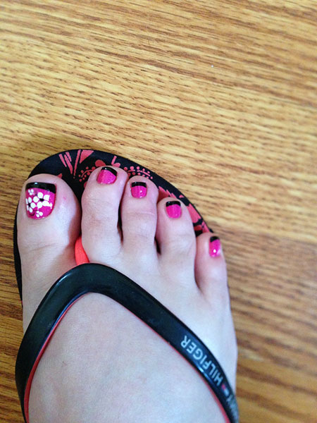 Toe New Toes Love