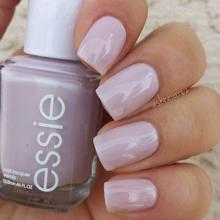 Essie Light Polish Manicure