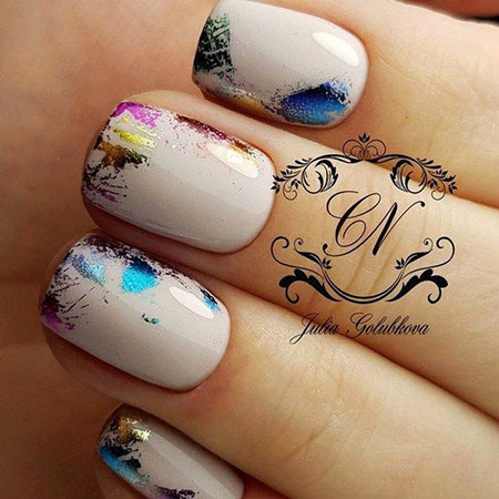 Simple Manicure Fall Ideas