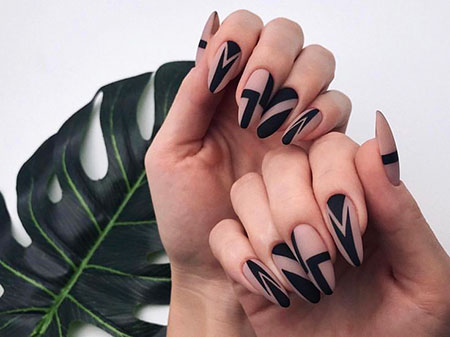 Manicure Cool Simple Tasarımı