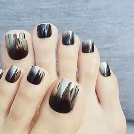 Polish Metallic New Toe
